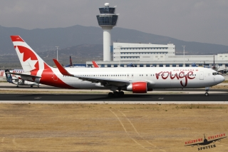 Air Canada Rouge | C-FMWY