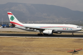 Middle East Airlines - MEA   OD-MEA