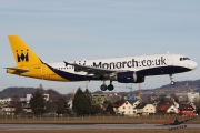 Monarch Airlines | G-OZBK