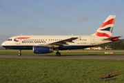 British Airways | G-EUOB