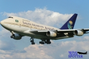 Saudia - Saudi Arabian Royal Flight | HZ-AIF