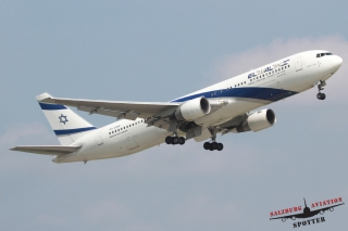 El Al Israel Airlines | 4X-EAR