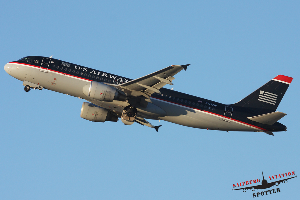 US Airways | N121UW