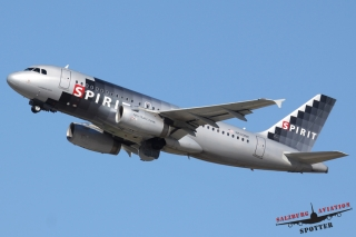 Spirit Airlines | N509NK