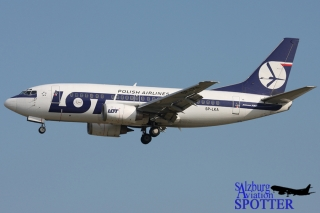 LOT Polish Airlines | SP-LKA