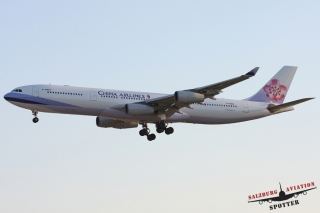 China Airlines | B-18803
