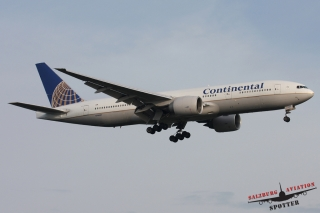 Continental Airlines | N74007