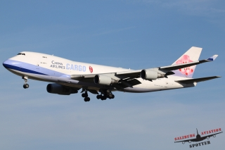 China Airlines Cargo | B-18711
