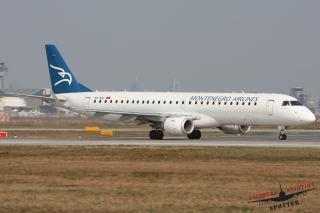 Montenegro Airlines | 4O-AOC