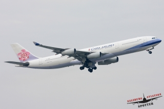 China Airlines | B-18801