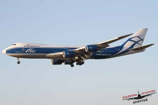 AirBridgeCargo Airlines - ABC | VQ-BRJ