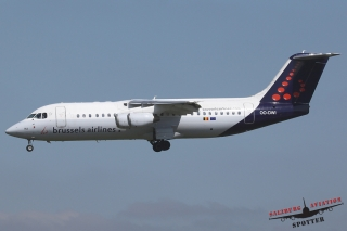 Brussels Airlines | OO-DWI