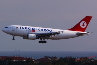 Turkish Airlines Cargo | TC-JCT