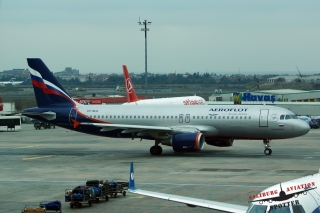 Aeroflot - Russian Airlines | VP-BLR