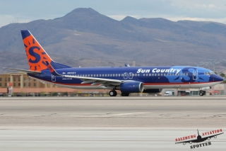 Sun Country Airlines | N815SY
