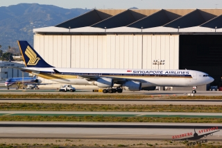 Singapore Airlines | 9V-SGB