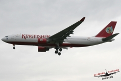 Kingfisher Airlines | VT-VJL