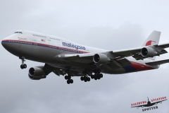 Malaysia Airlines | 9M-MPP