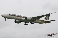 Singapore Airlines | 9V-SWA