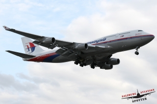 Malaysia Airlines | 9M-MPK