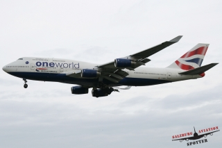 British Airways | G-BNLI