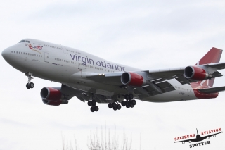 Virgin Atlantic | G-VHOT