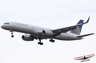 Continental Airlines | N34137