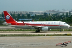 Sichuan Airlines | B-1886
