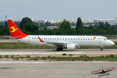Tianjin Airlines | B-3181