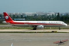 Sichuan Airlines | B-6551