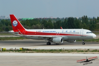 Sichuan Airlines | B-1882