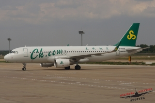 Spring Airlines | B-8581