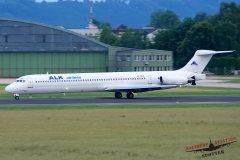 ALK Airlines | LZ-DEO