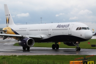 Monarch Airlines | G-OZBF