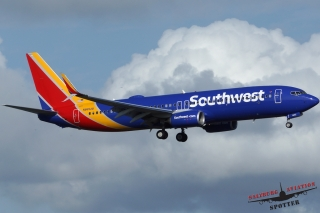 Southwest Airlines | N8652B