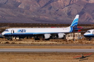 Air Transport International - ATI | N830BX