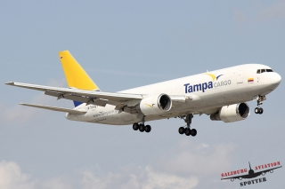 Tampa Colombia | N769QT