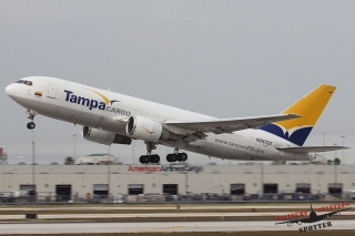 Tampa Colombia   N767QT