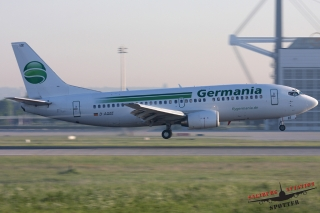 Germania | D-AGEE