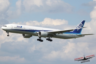 All Nippon Airways | JA781A
