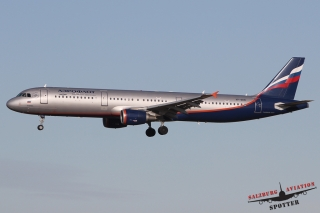 Aeroflot - Russian Airlines | VP-BRW