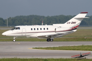 NetJets Europe | CS-DRK