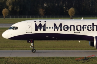 Monarch Airlines | G-MONK