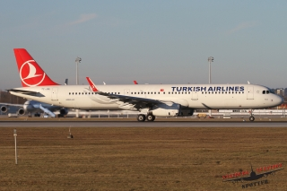 Turkish Airlines | TC-JSL