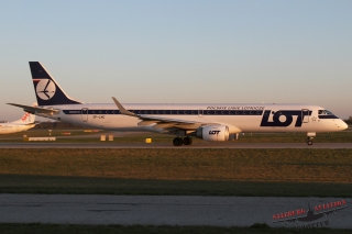 LOT - Polish Airlines | SP-LNC