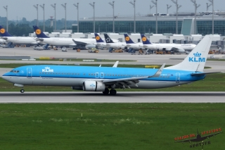 KLM - Royal Dutch Airlines | PH-BXT