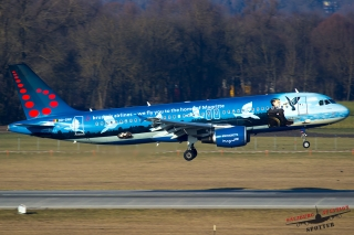 Brussels Airlines | OO-SNC