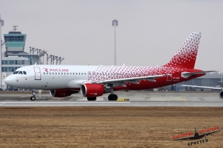 Rossiya - Russian Airlines | VP-BWH