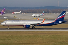 Aeroflot - Russian Airlines | VP-BKQ