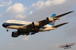 China Southern Airlines | B-6139